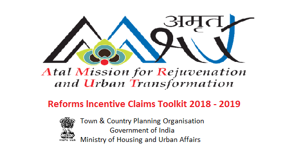 image of AMRUT-Reforms